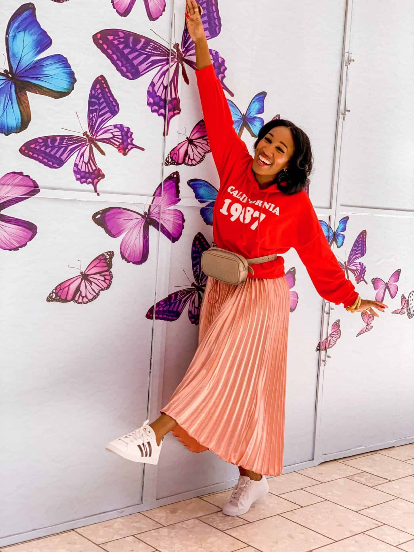 Shaunda Necole Ideas Are The Currency Of Life- Butterfly Garden