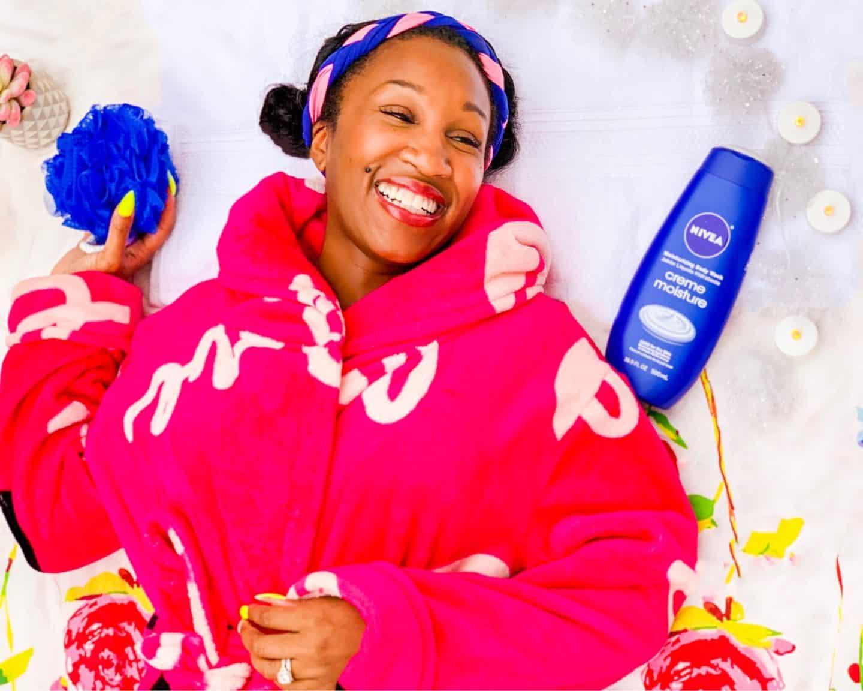 Shaunda Necole NIVEA Brand Ambassador