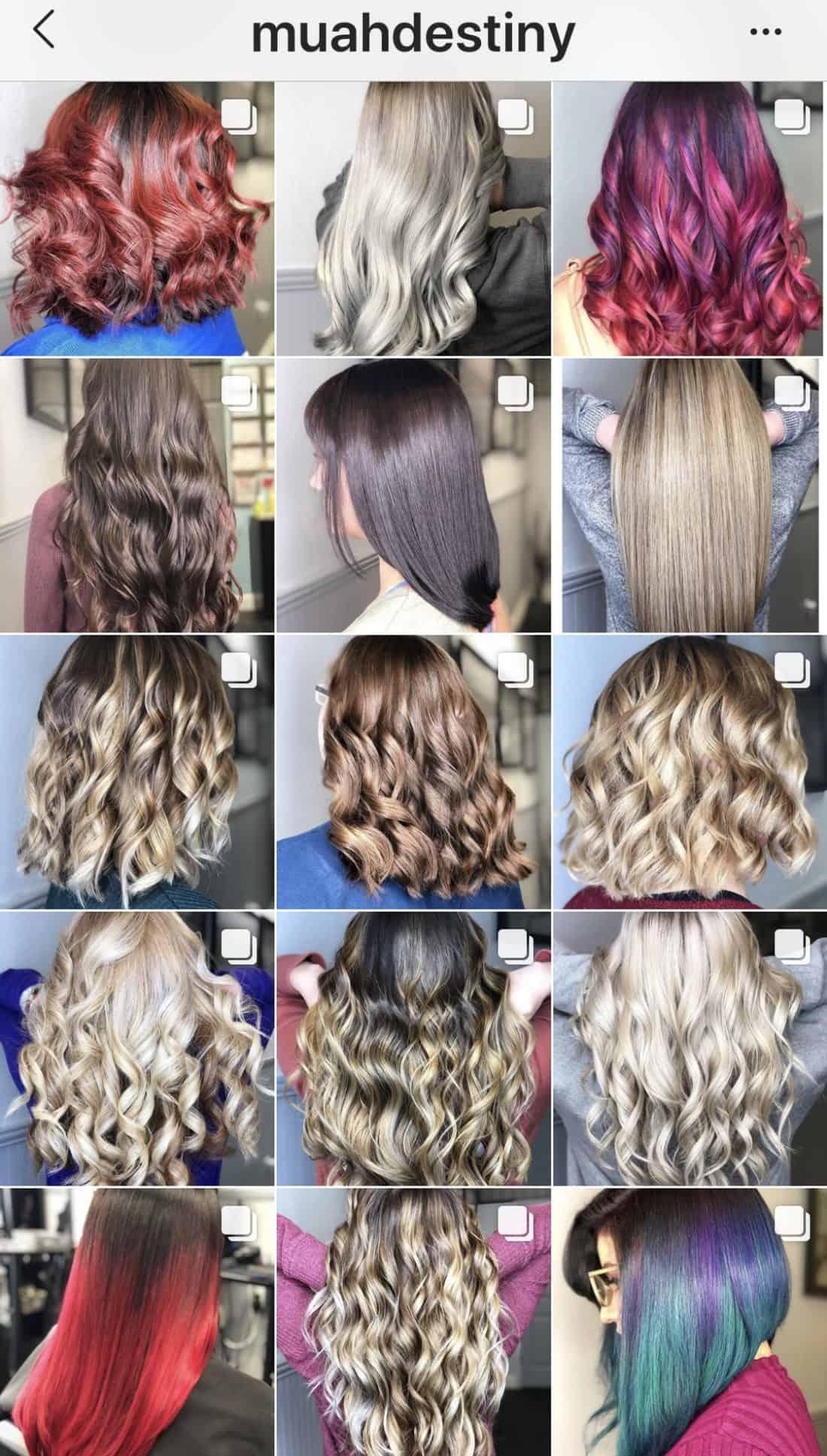 ShaundaNecole.com | @MUAHdestiny Instagram | Hampton Roads Hair Stylists & Color Specialist