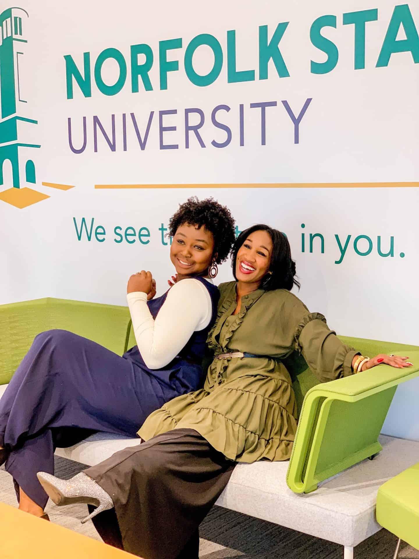 Shaunda Necole Norfolk State Innovation Center Entrepreneur Resource Partner