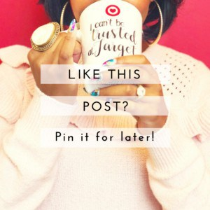 This Is Wy I Can't Be Trusted At Target! by Shaunda Necole- PIN IT!