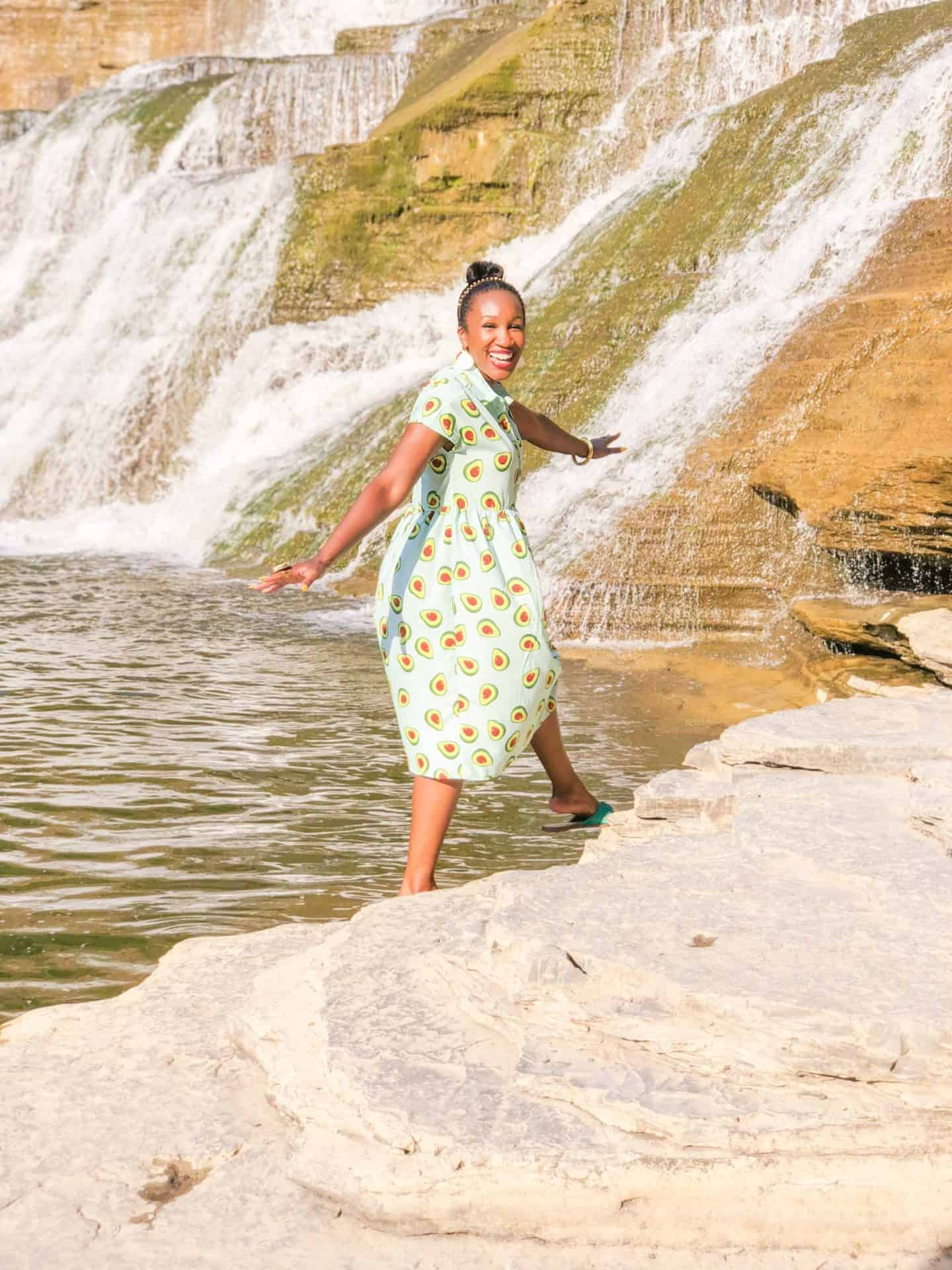 Chasing Waterfalls in Ithaca, New York & Why Experiences Are The Luxuries Of Life