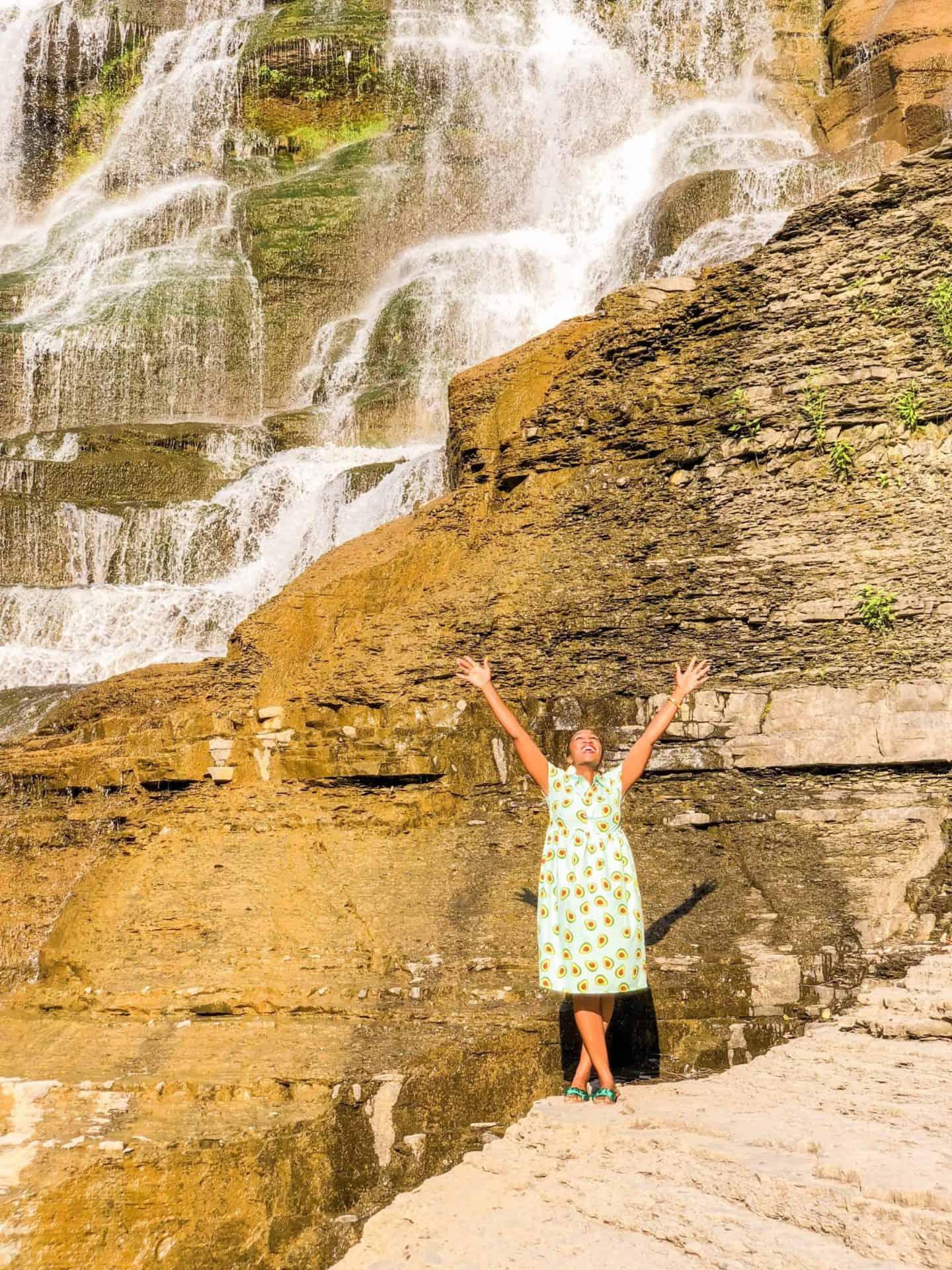 Shaunda Necole- Don't Go Chasing Waterfalls