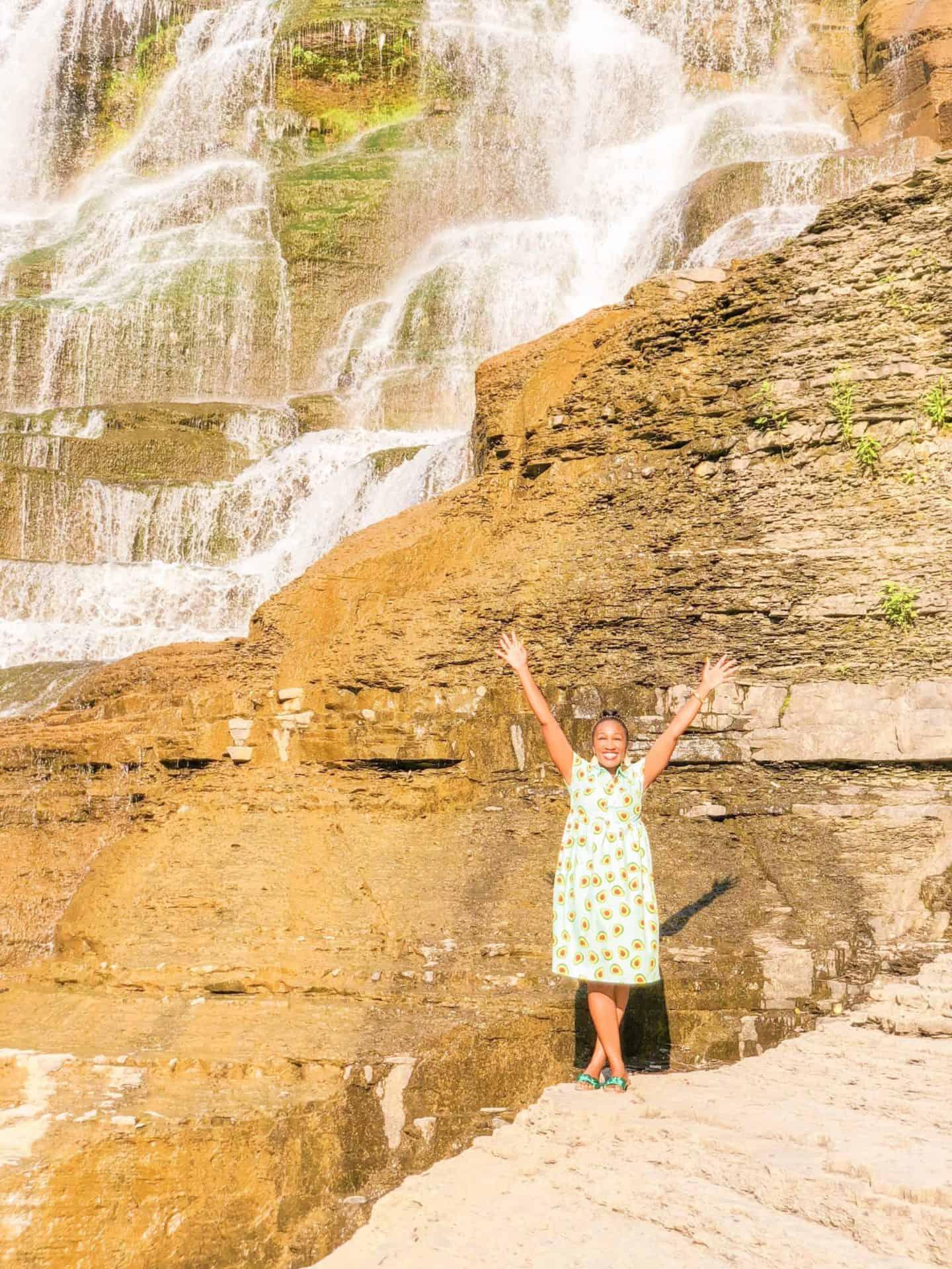 Shaunda Necole- Chasing Waterfalls