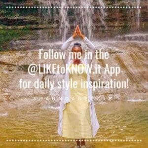 Shaunda Necole Chasing Waterfalls- Daily Travel & Style Inspiration