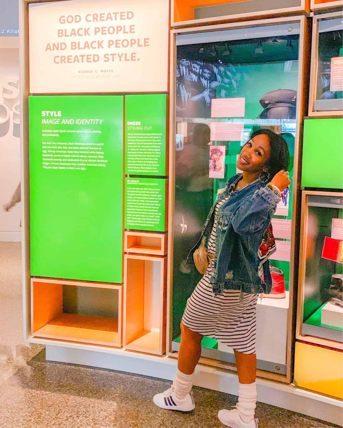 """Shaunda Necole- 5 Things We Learned From Watching Beyoncé's Netflix Documentary Homecoming- """"God Created Black People and Black People Created Style."""" -George C. Wolfe"""