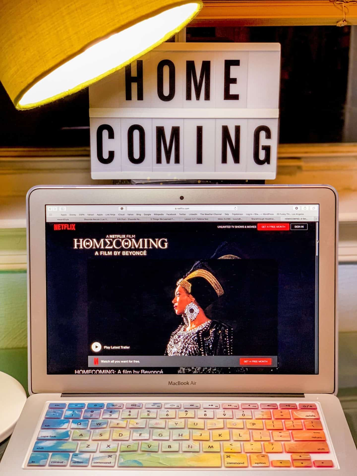 ShaundaNecole.com 5 Things We Learned From Watching Beyoncé's Netflix Documentary Homecoming