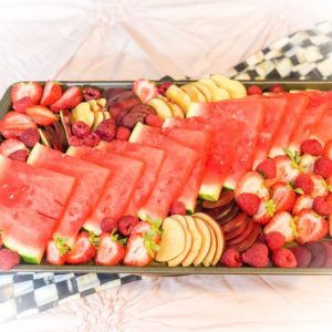 ShaundaNecole.com Make This Platter For Memorial Day & Find Out Why Red Fruits Are A Celebration- Even Beyond Healthy Skin