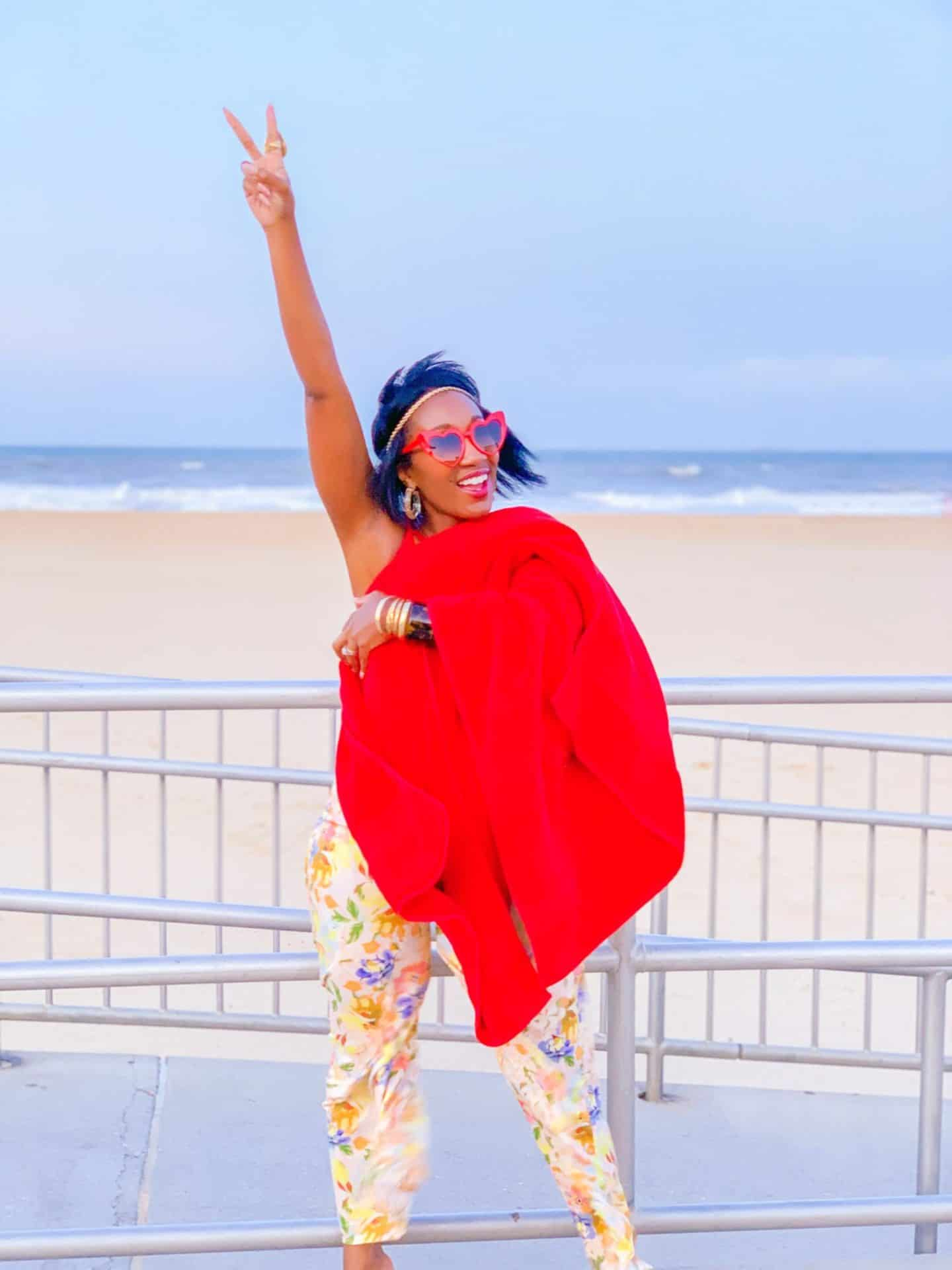 Shaunda Necole Work Hard & Play Harder On Holiday Weekends With Cadillac By The Shore- The North End Virginia Beach