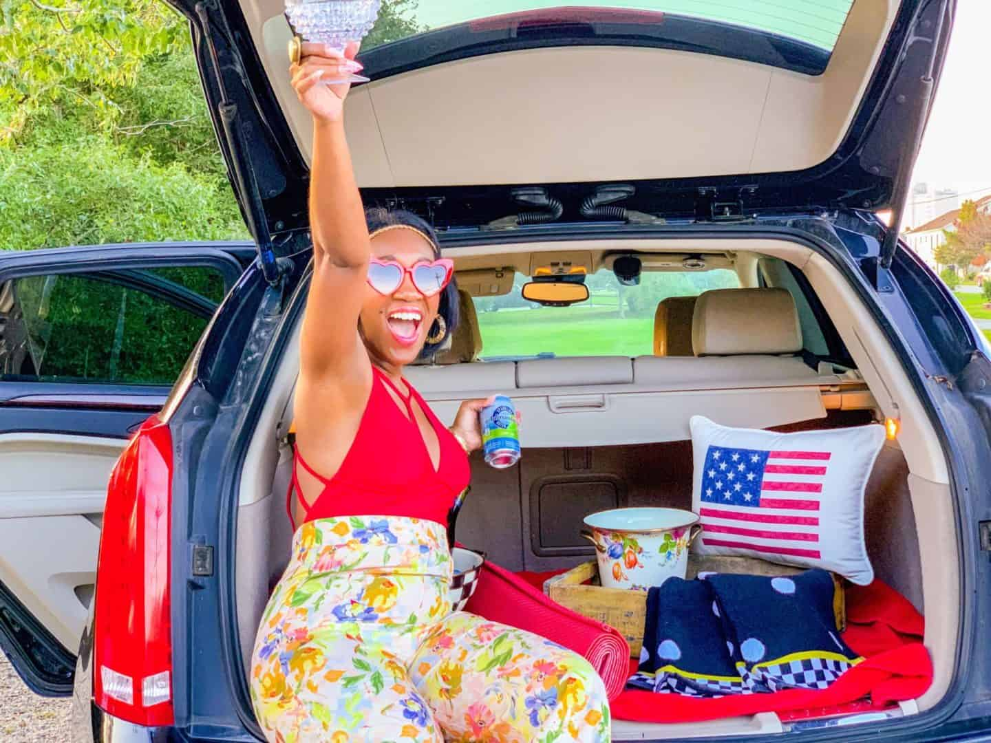 Shaunda Necole Work Hard & Play Harder On Holiday Weekends With Cadillac By The Shore + 5 Different Beaches You Can Drive To- Visit VA Beach