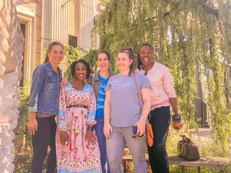 Shaunda Necole—See What Happened During Fincon Washington DC—Johanna B Voss Agency Financial Influencers