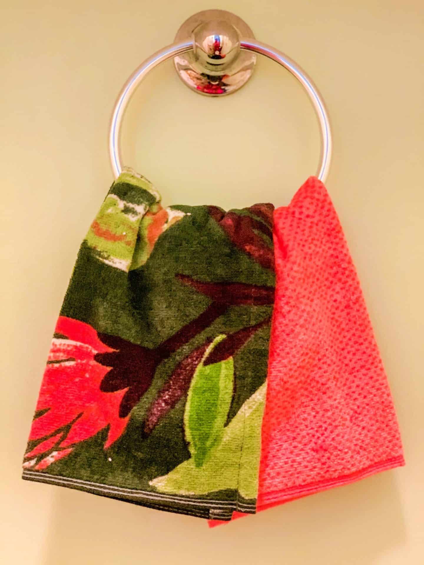 Shaunda Necole- Target Opalhouse Bohemian set of 6 washcloths