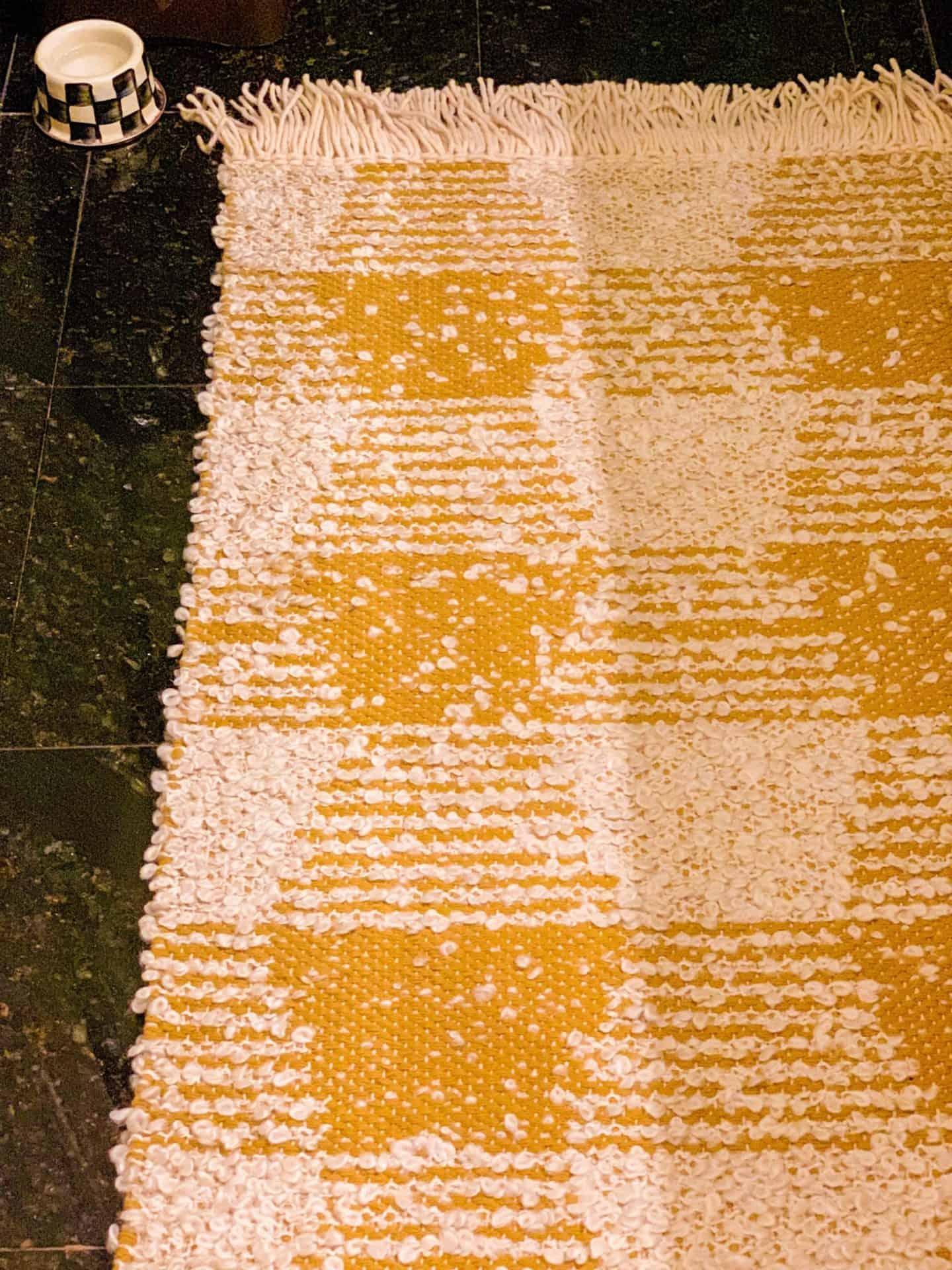 Shaunda Necole Target Threshold floor mat