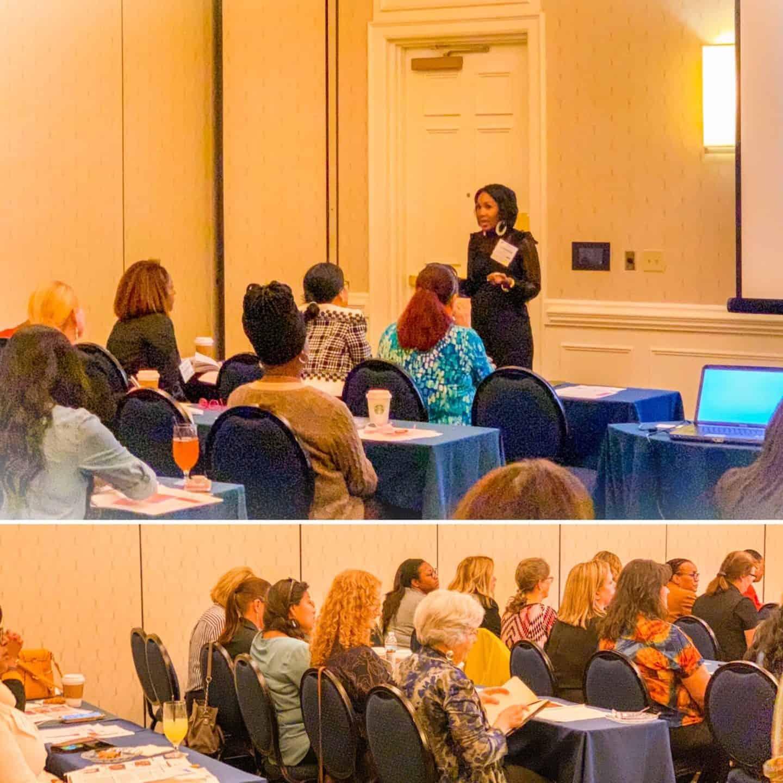 Shaunda Necole Speaking- Women Doing Business At The Beach Expo