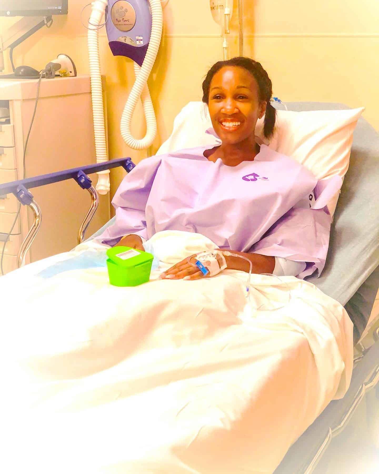 ShaundaNecole.com- Sentara Leigh Hospital hysterectomy surgery