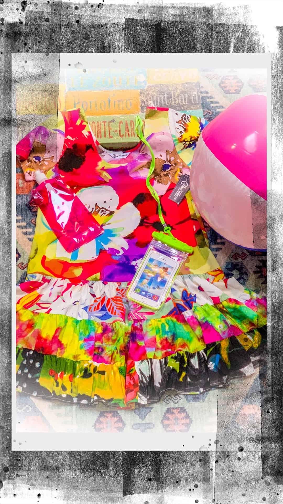 Shaunda Necole x Jams World- color is my favorite