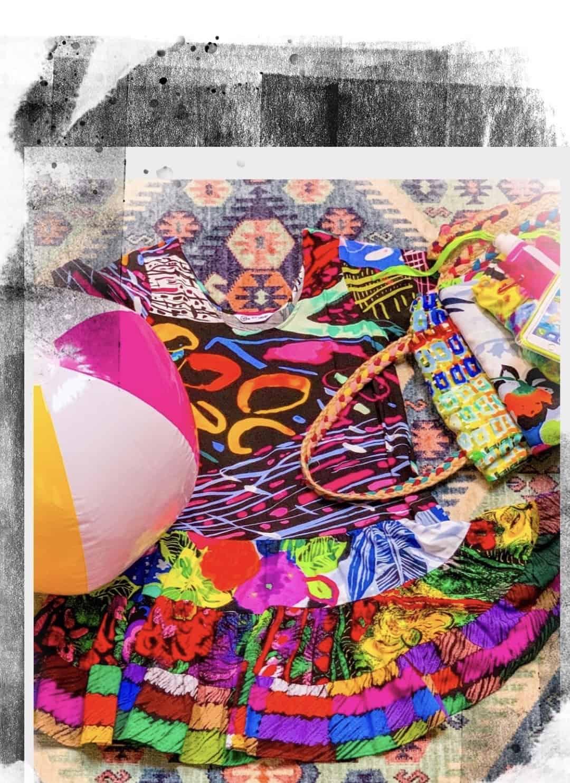 Shaunda Necole x Jams World- Big Island Style