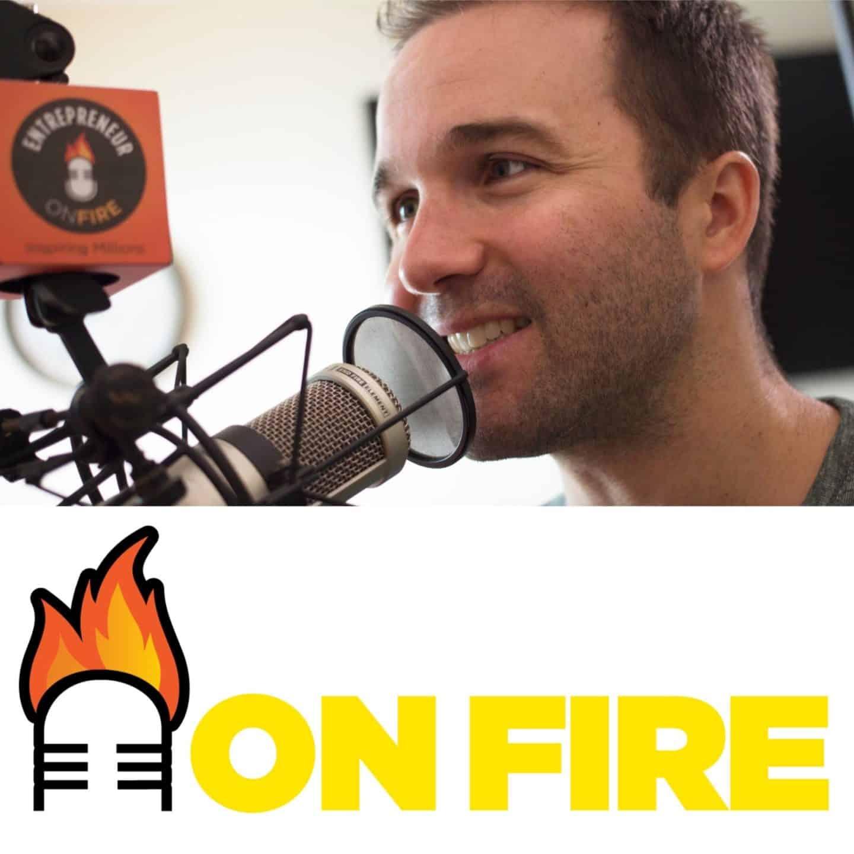 Entrepreneurs On Fire Podcast Host- John Lee Dumas