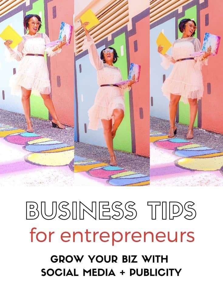 Increase your blog traffic with Tailwind for Pinterest- Shaunda Necole Business Tips For Entrepreneurs