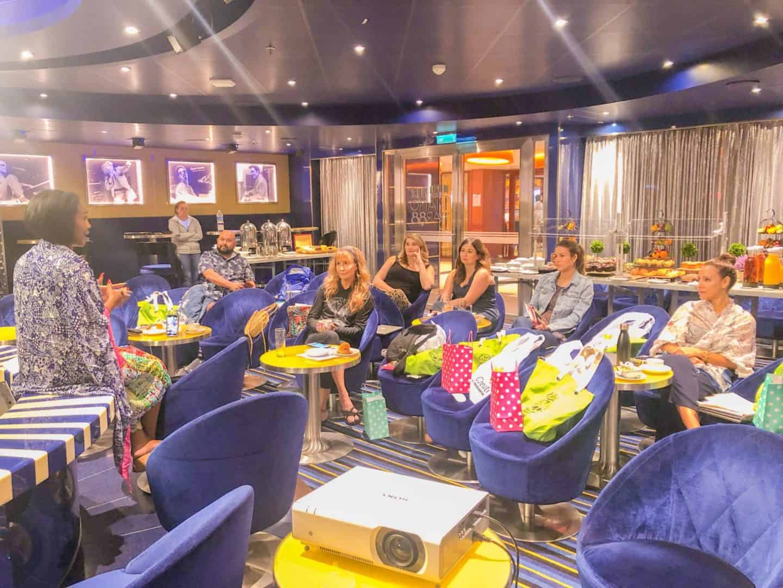 Shaunda Necole- Carnival Cruise Line Bloggers Retreat
