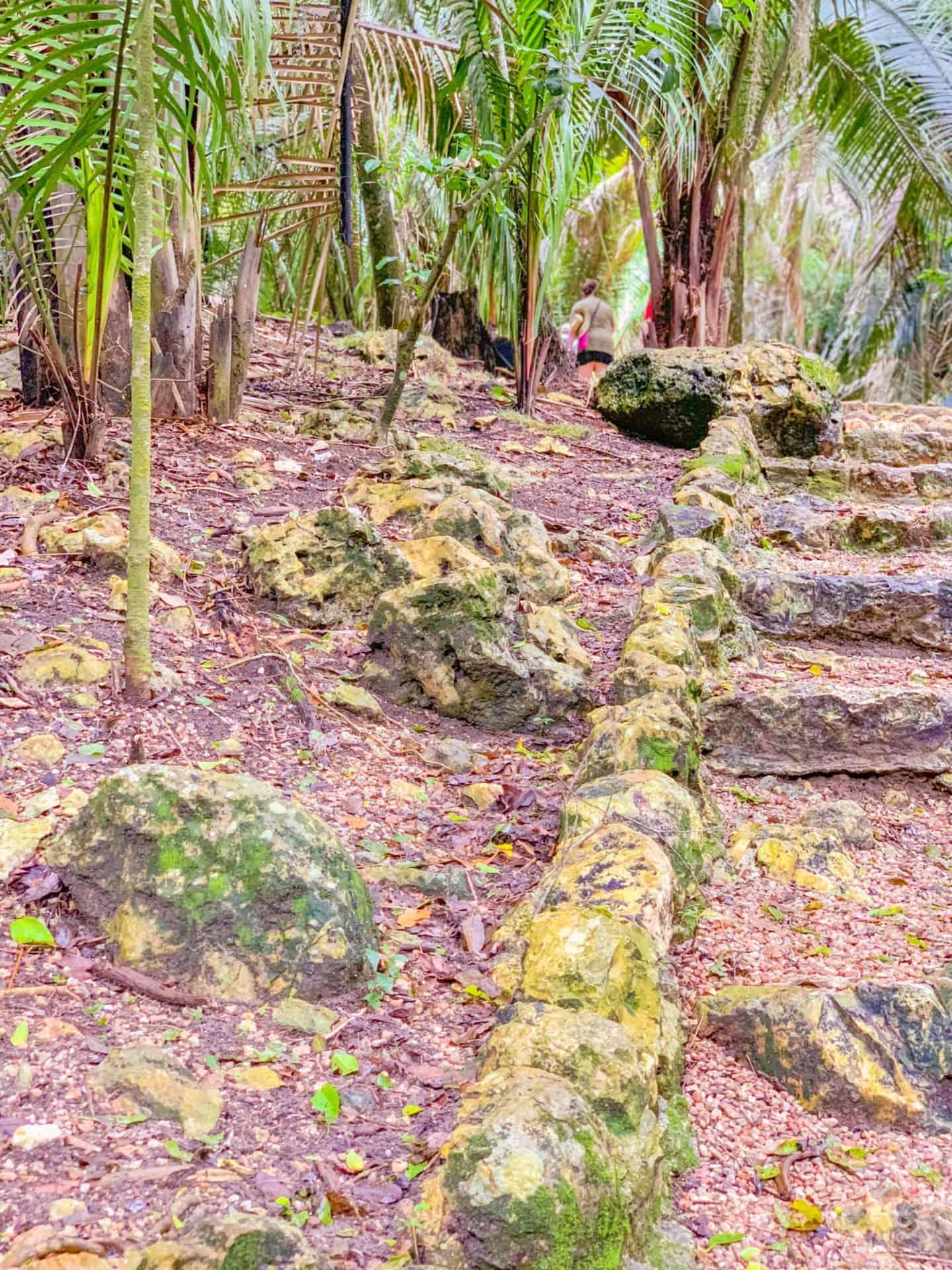 Hiking the Mayan Ruins In Belize | Shaunda Necole