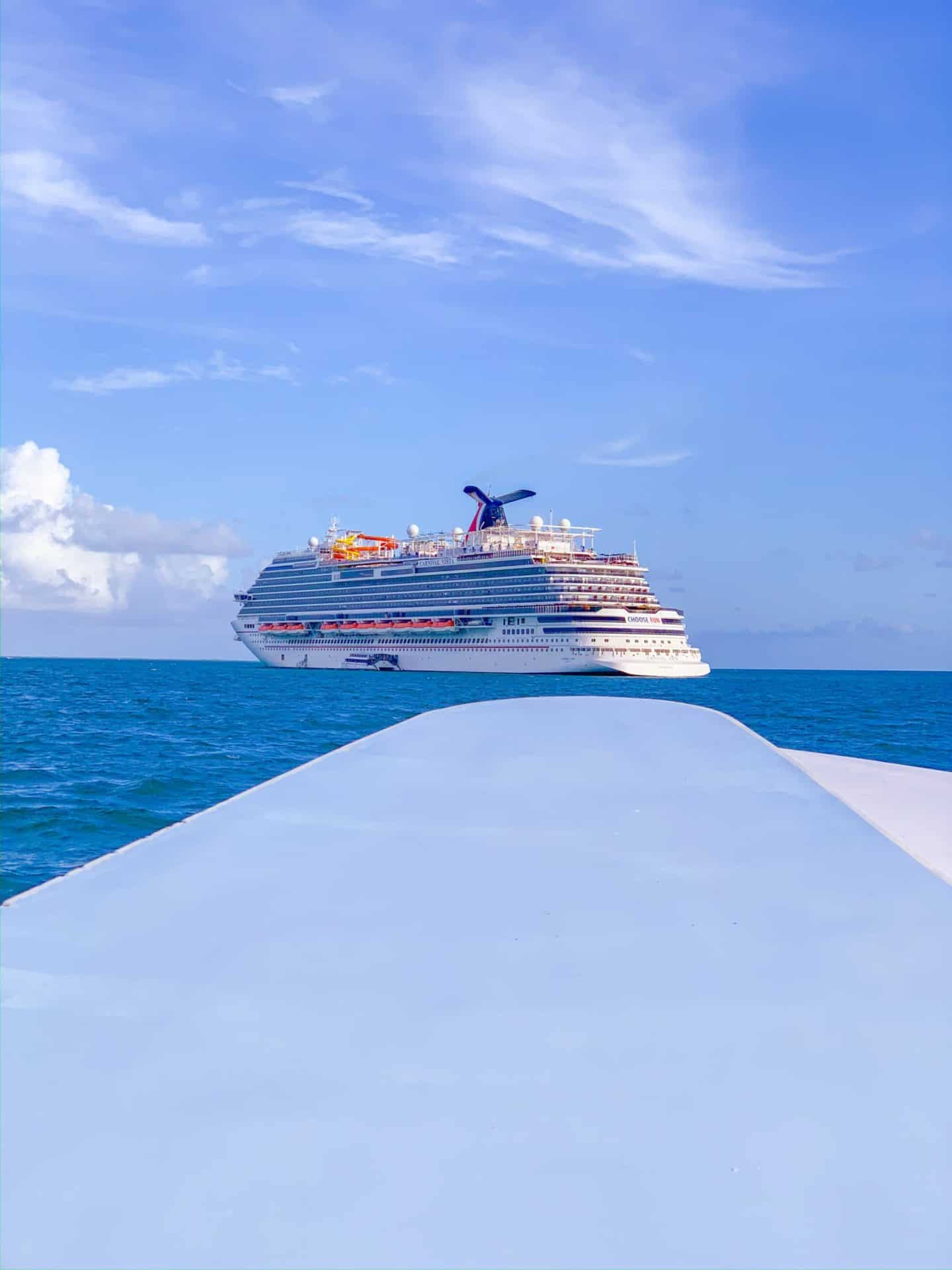 Carnival Vista Western Caribbean Cruise - Belize | Shaunda Necole