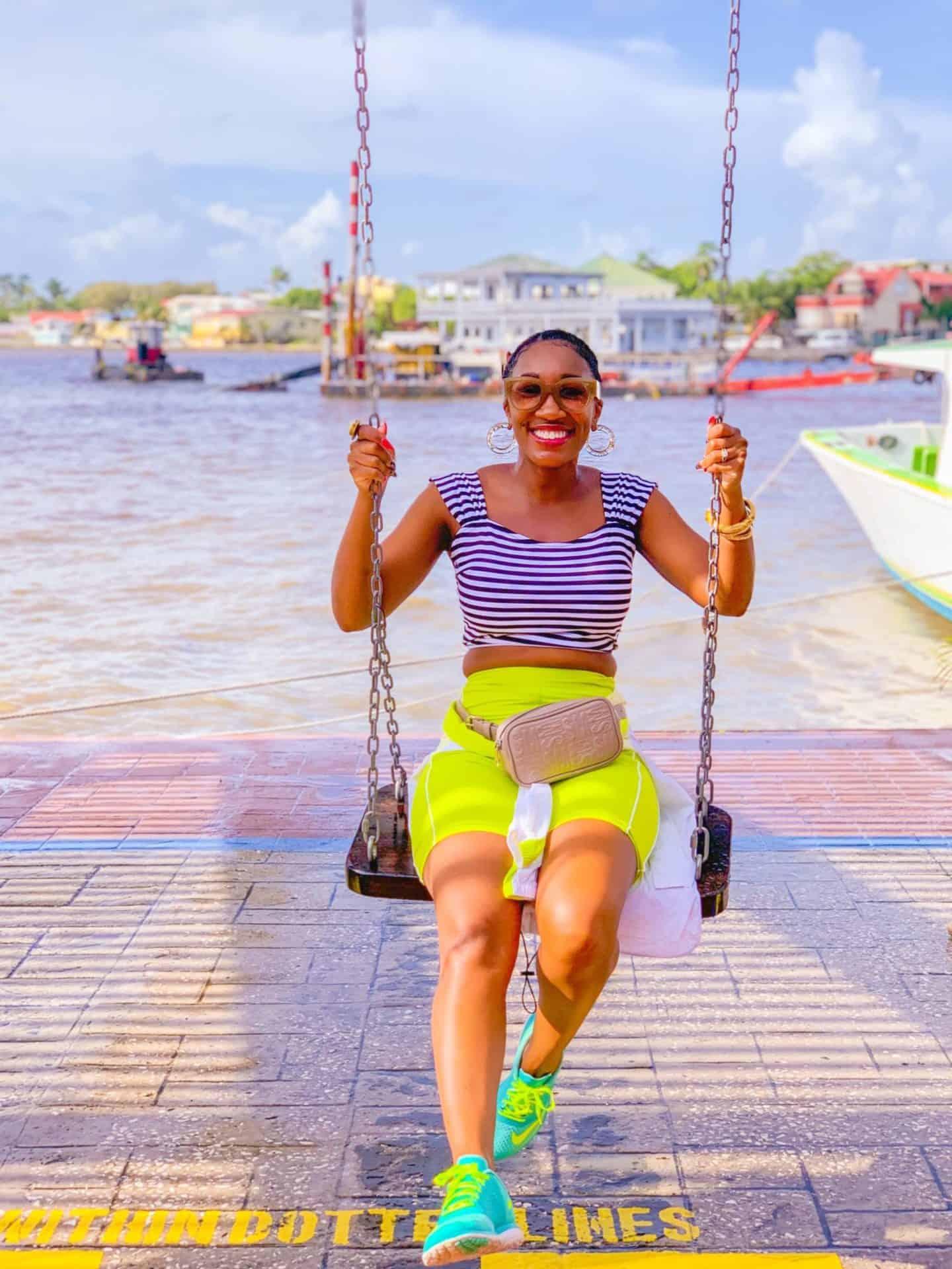 At the port of Belize | Shaunda Necole