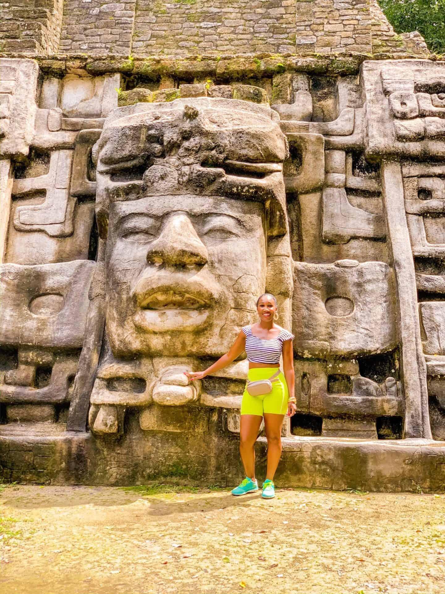 Tour of the Mayan Temples | Shaunda Necole