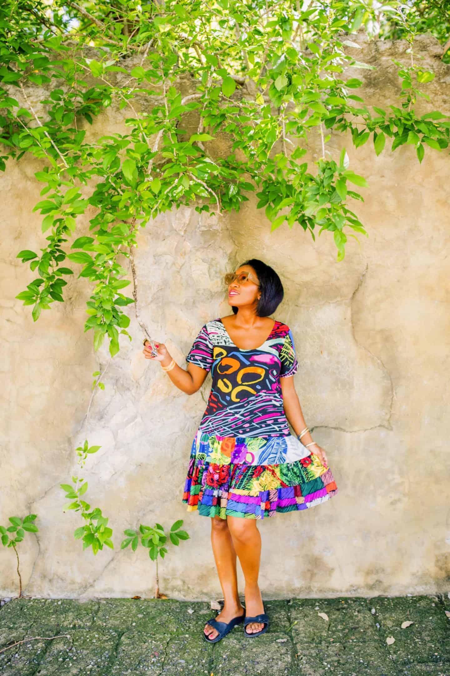 Shaunda Necole- Gumbalimba Park wildlife preservation tour - Carnival Vista - Choose Fun!