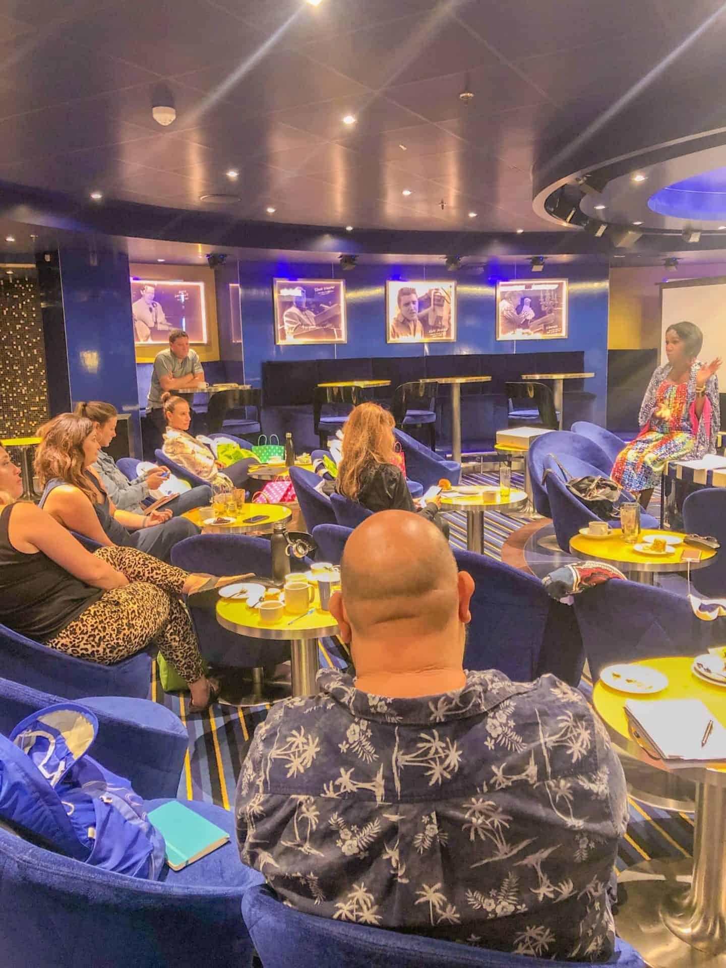 Shaunda Necole- Carnival Cruise Line Mastermind Retreat