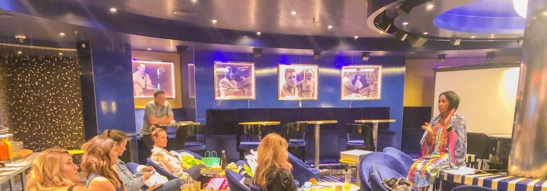 Shaunda Necole- Carnival Cruise Line Mastermind Community - Entrepreneurs On Fire