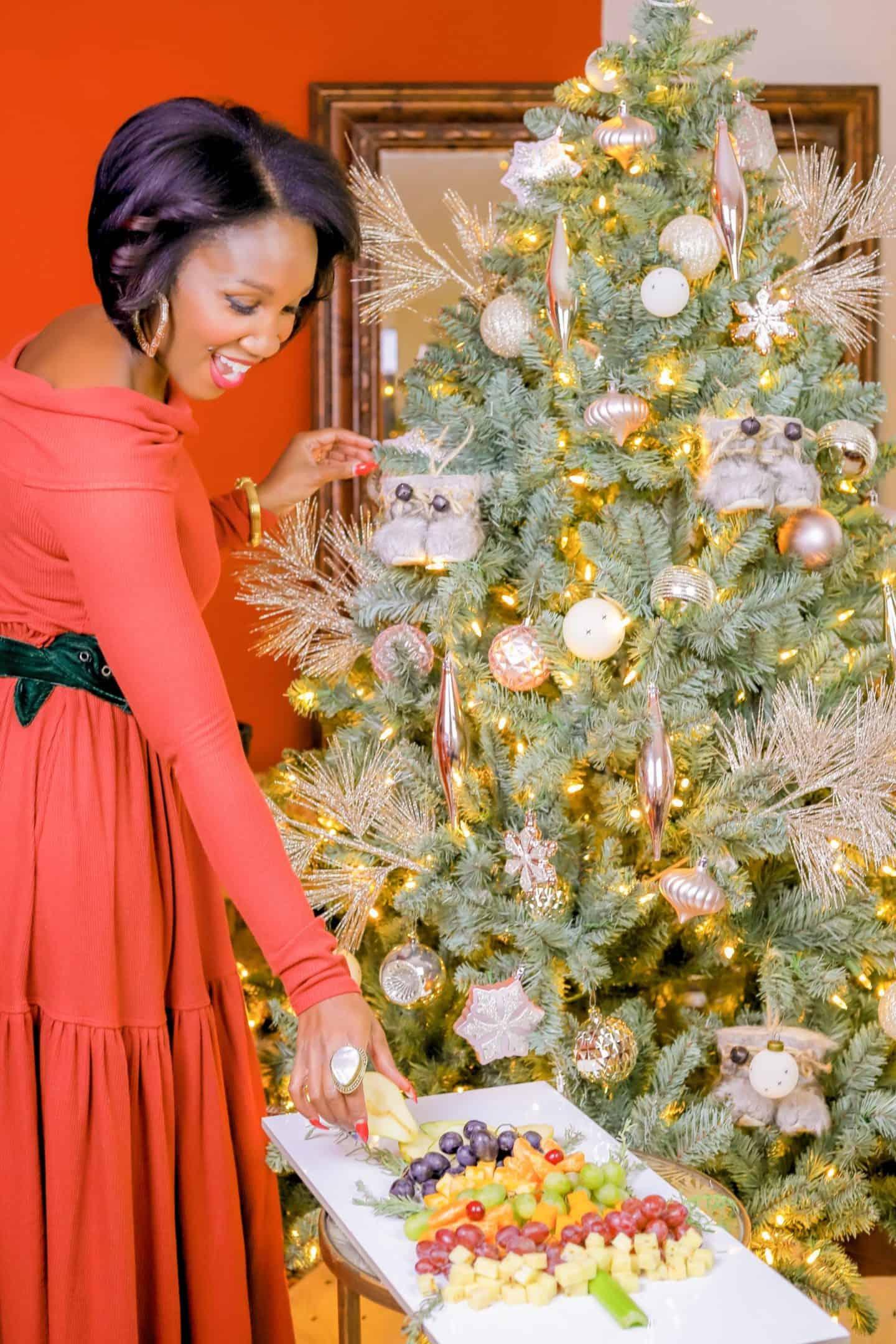 Quick & Easy Holiday Entertaining Ideas | Shaunda Necole