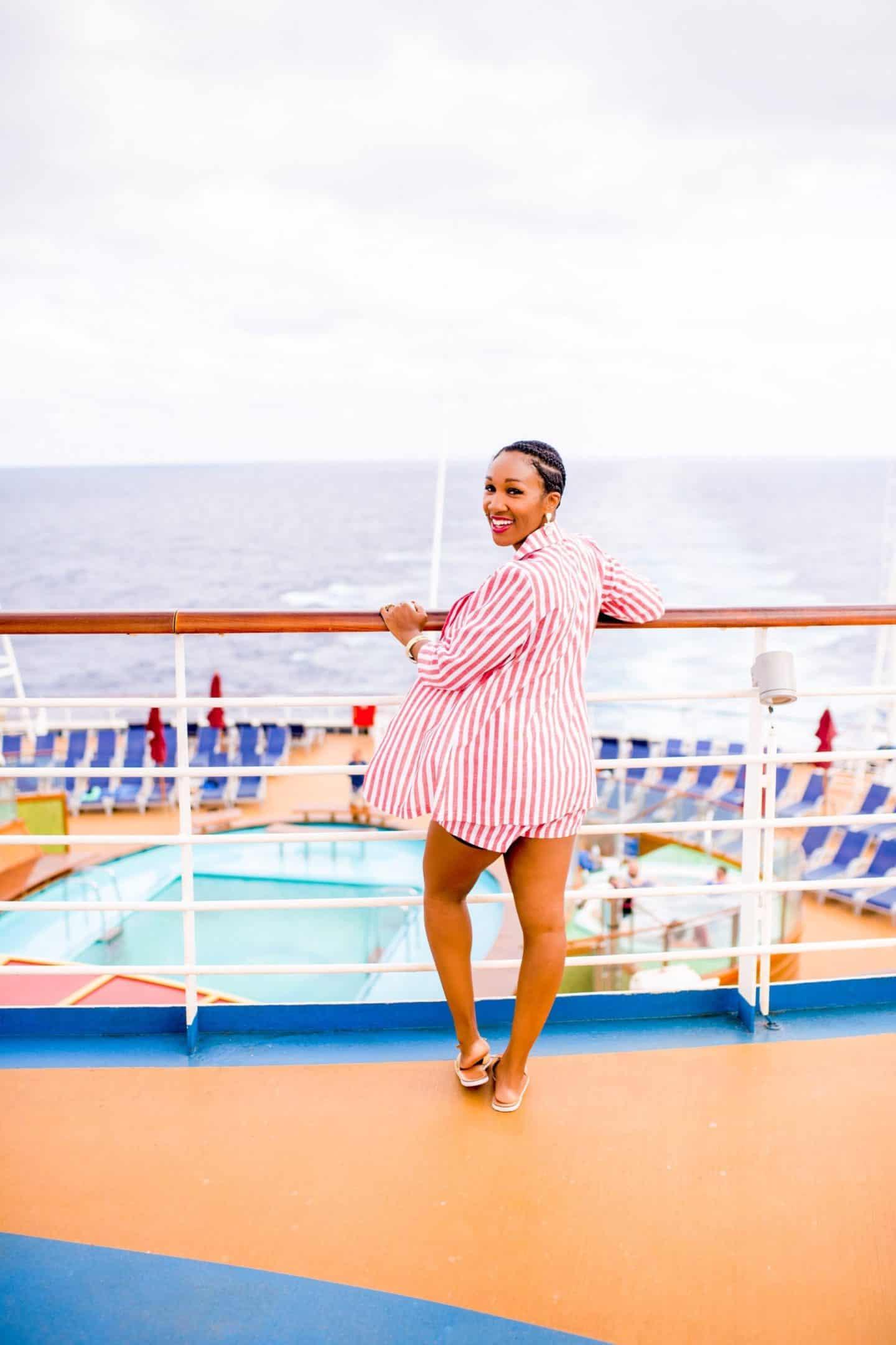 Carnival Vista exotic Western Caribbean cruise