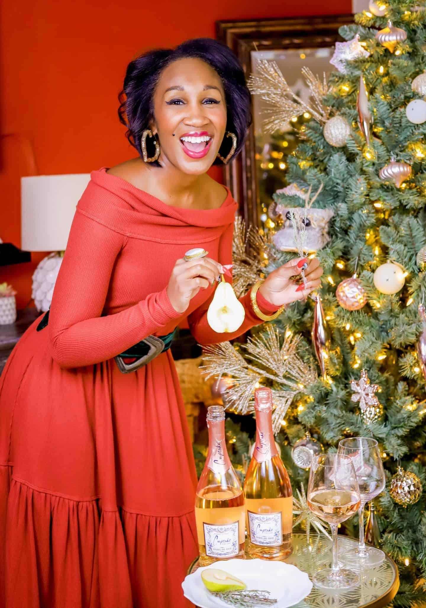 Make This! - The Most Festive Holiday Cocktails | Shaunda Necole