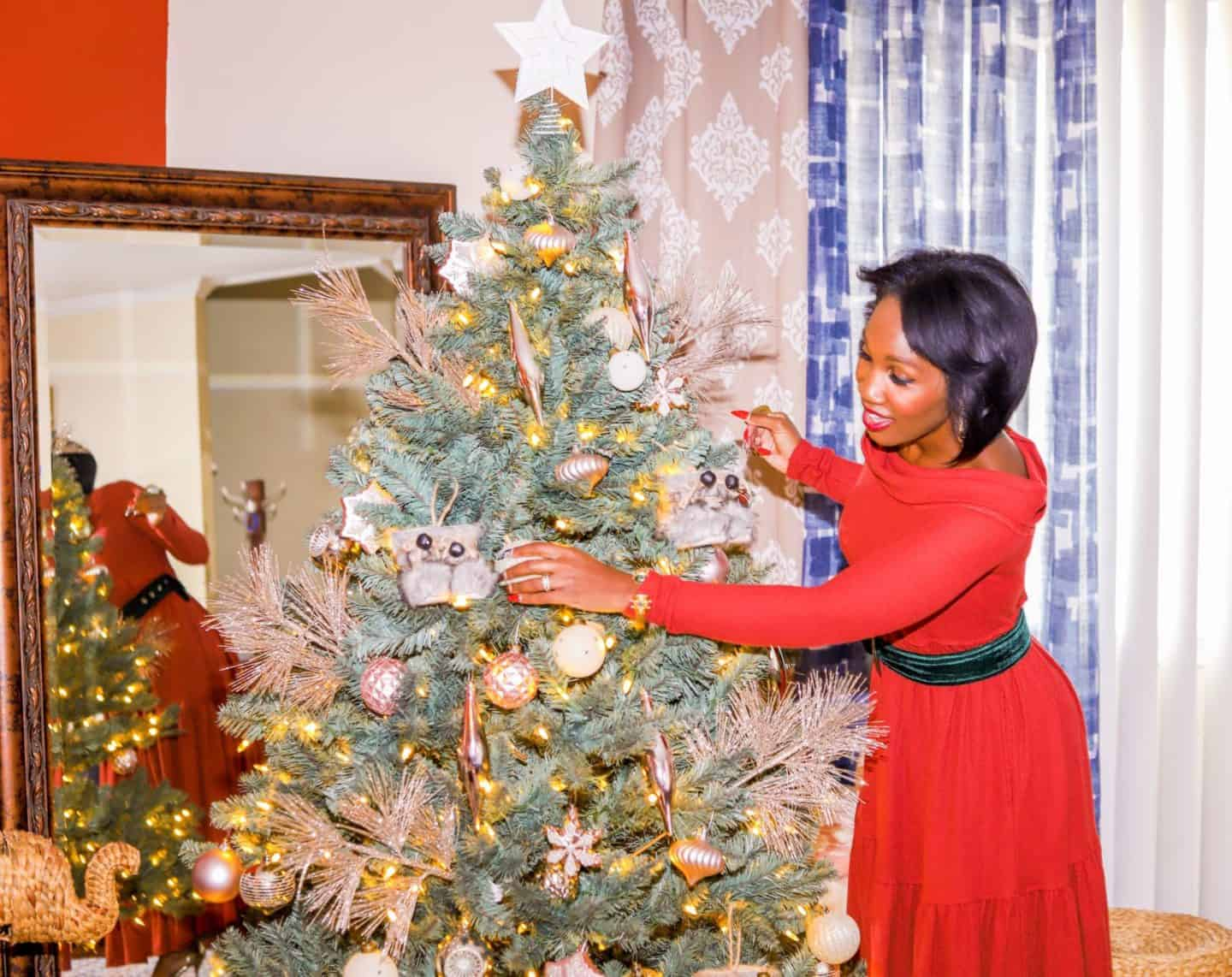 The Perfect Holiday With King Of Christmas | Shaunda Necole