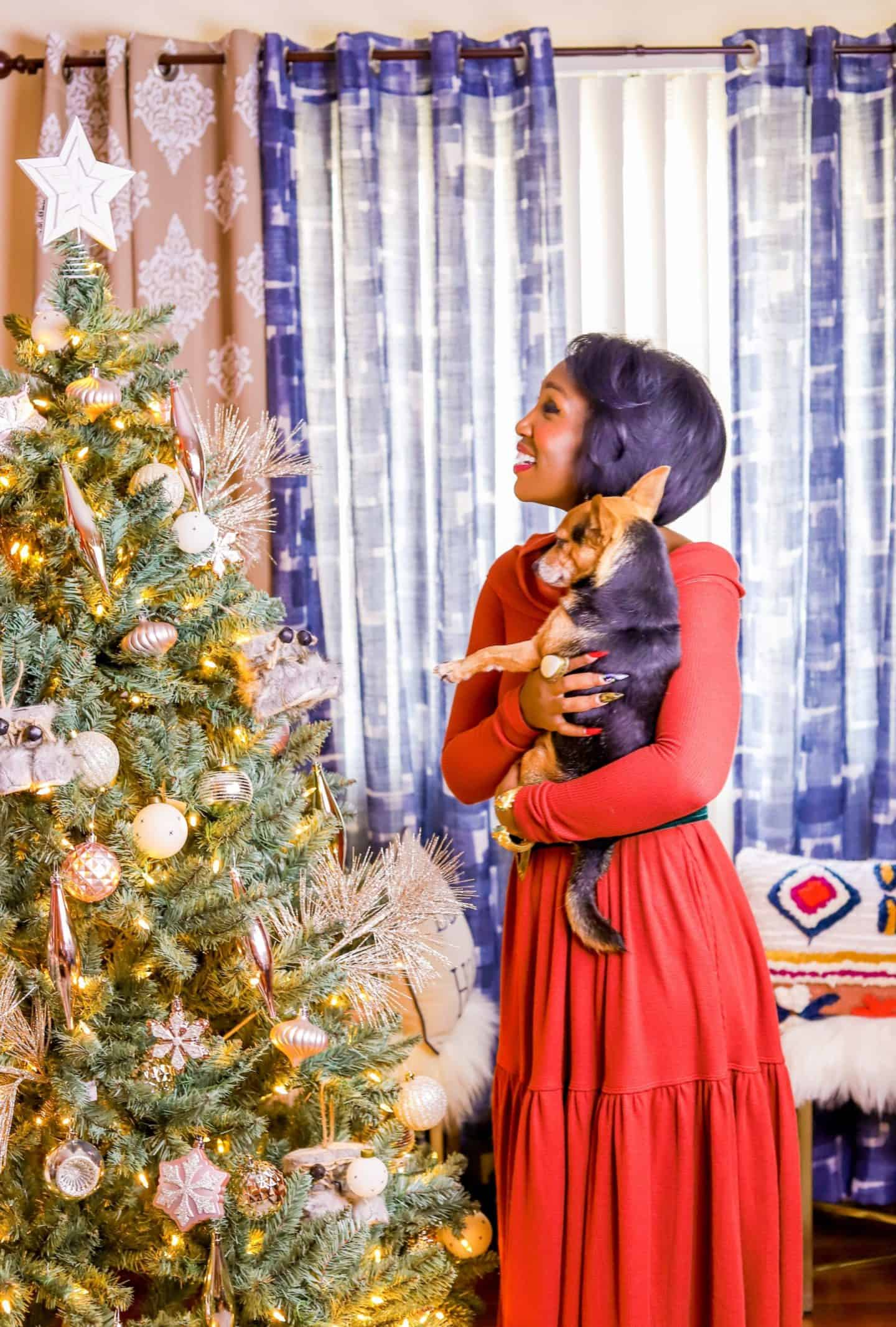We're Just Going To Sparkle All Day— That's It! With King of Christmas | Shaunda Necole