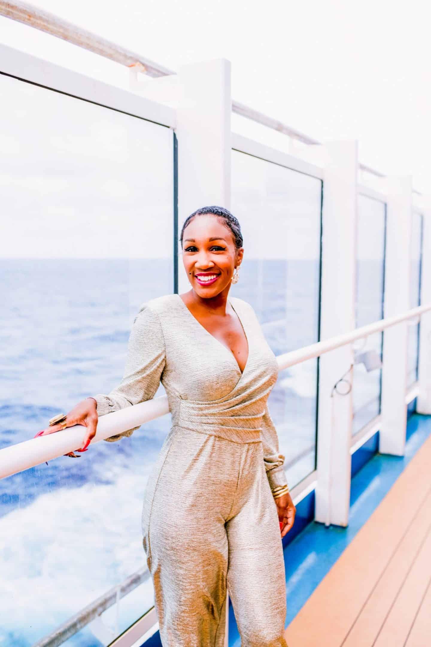 Carnival cruise ship formal nights
