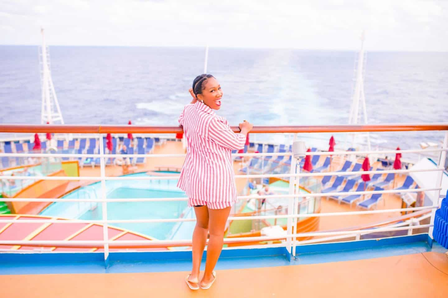 Carnival Cruise ship Vista is the premier of the fleet