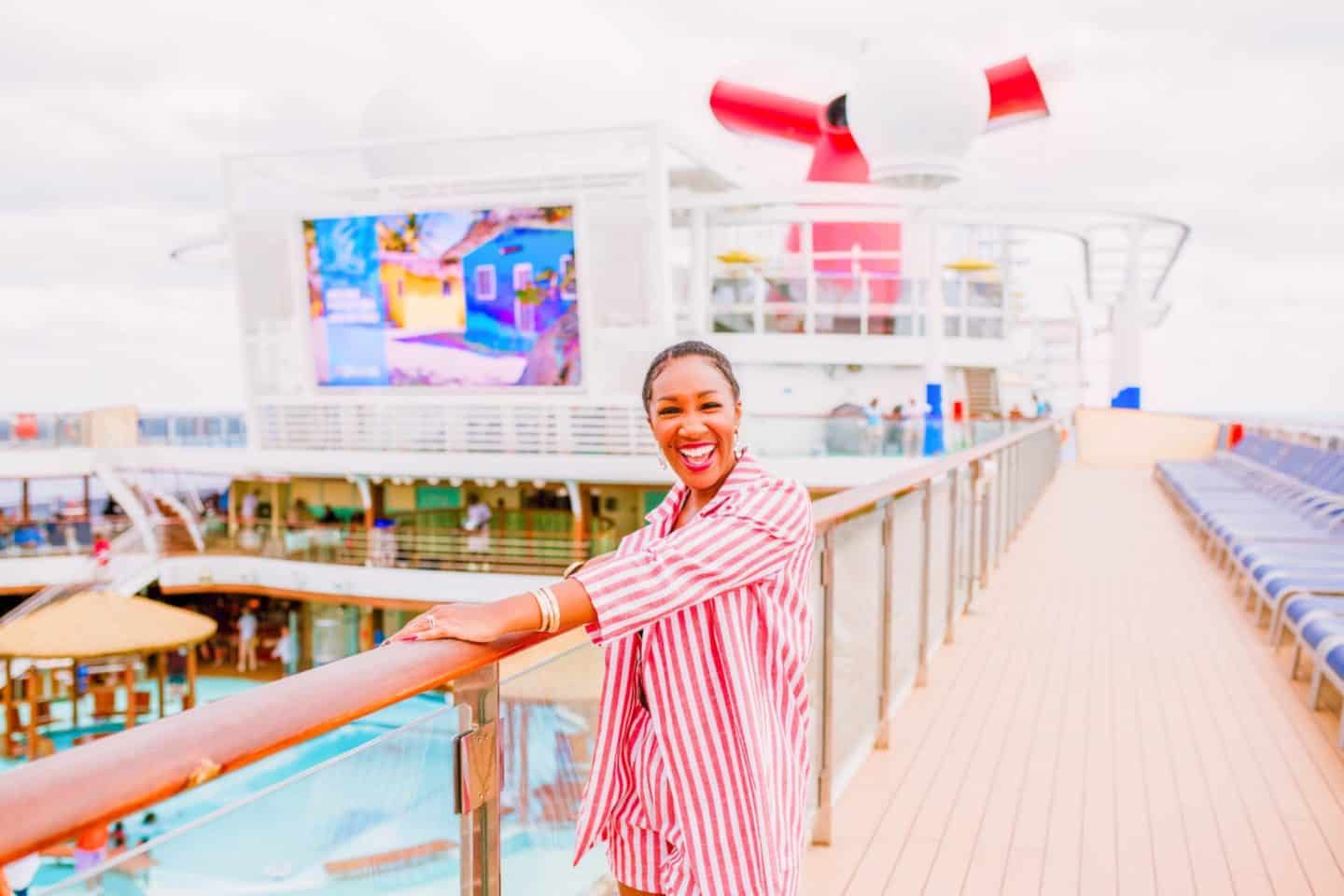 All Anyone Really Wants For Christmas Is A Carnival Caribbean Cruise!