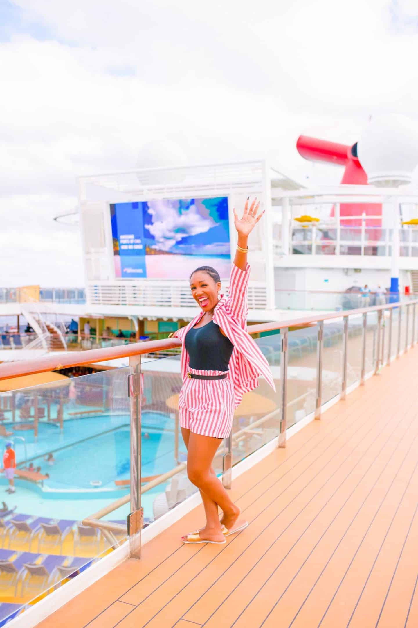 Yaasss! Cruising Carnival and Here's Why?