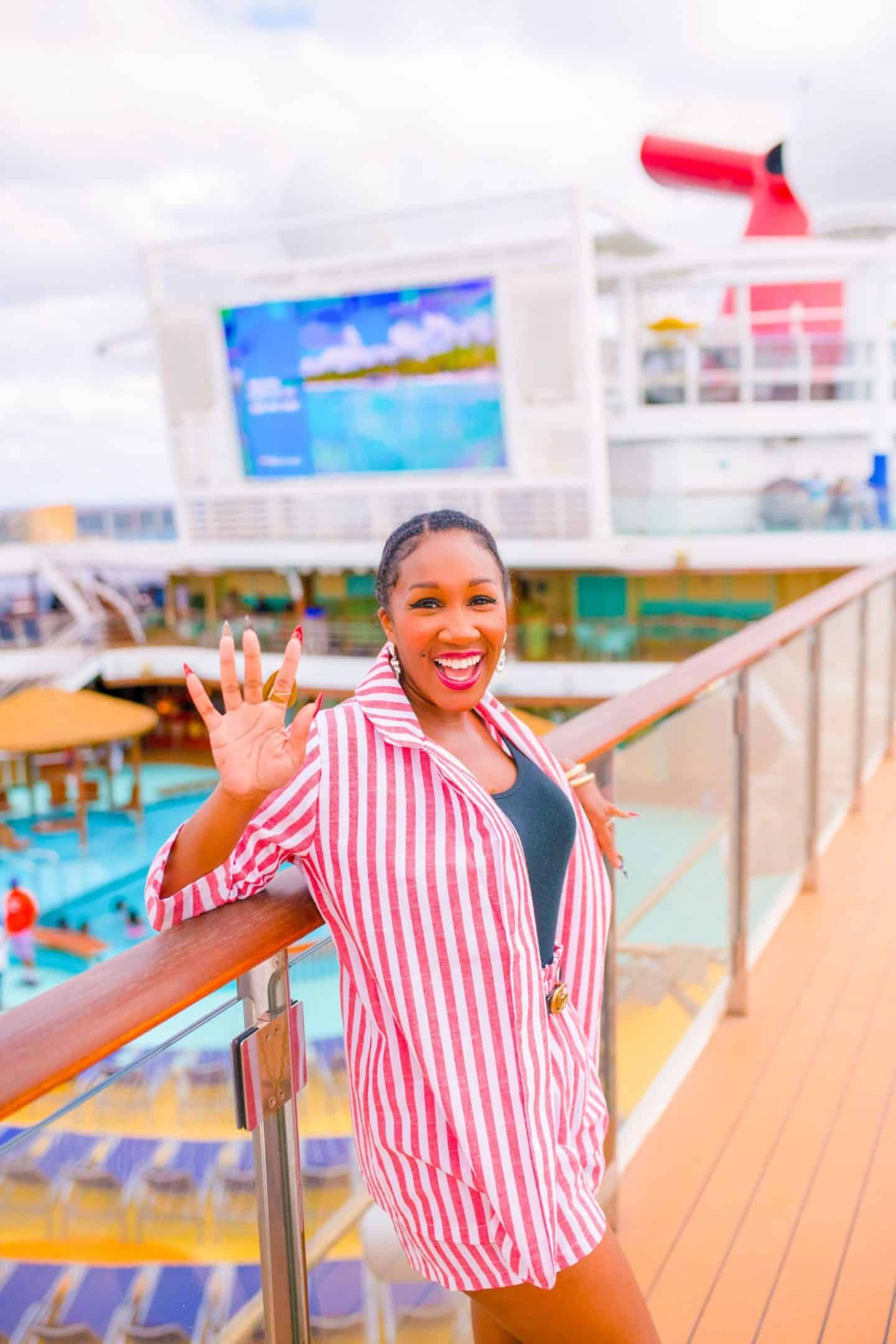 7 Reasons Why You Should Choose Carnival Vista For Your Next Cruise