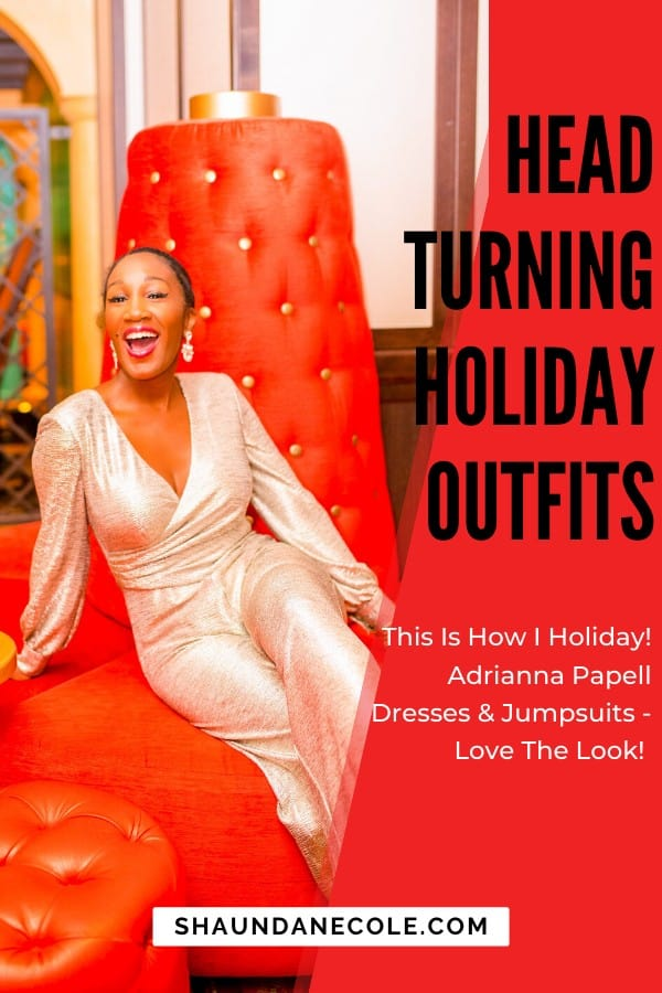 Head Turning Holiday Outfits - This Is How I Holiday!