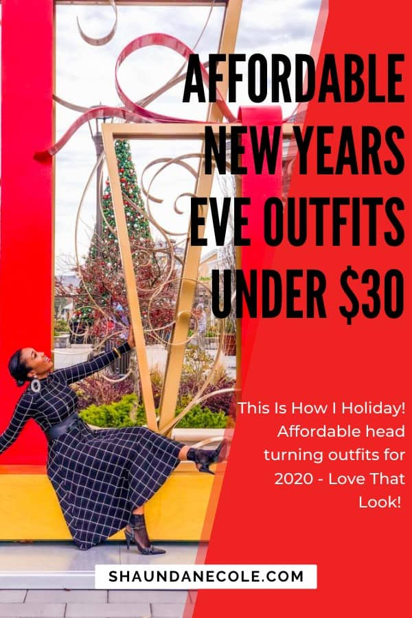Affordable New Years Eve Outfits Under $30