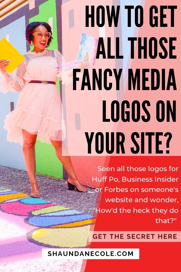 How To Get All Those Fancy Media Logos On your Site