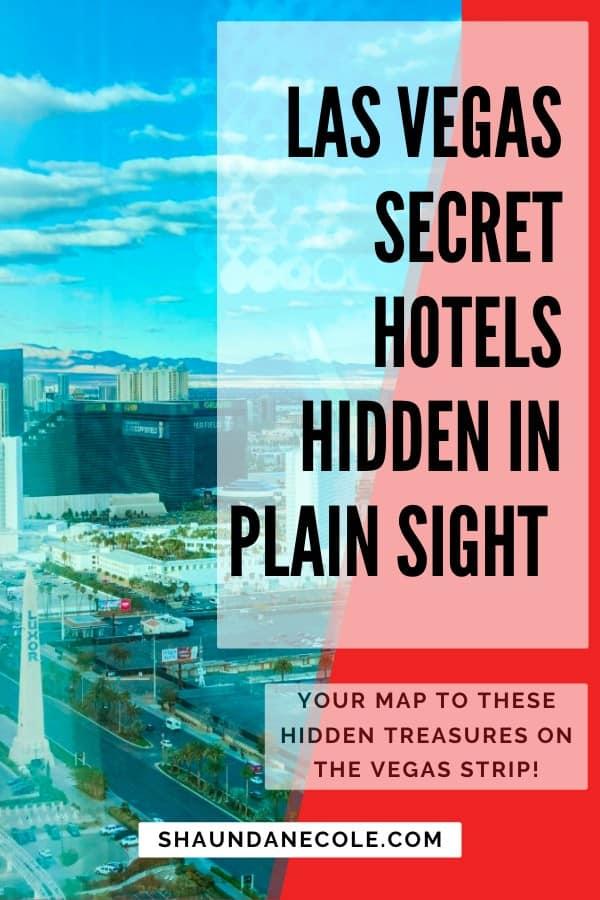 Las Vegas Secret Hotels Hidden In Plain Sight