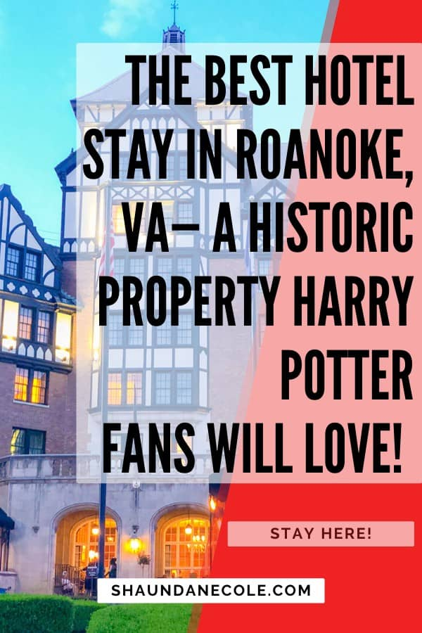 A Hotel Harry Potter Fans Will Love!