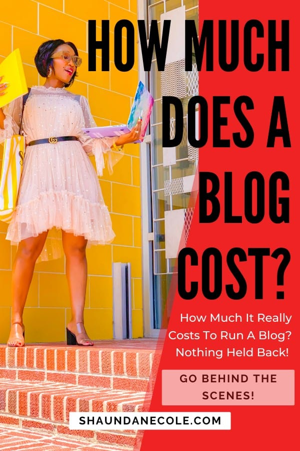 How Much Does A Blog Cost?