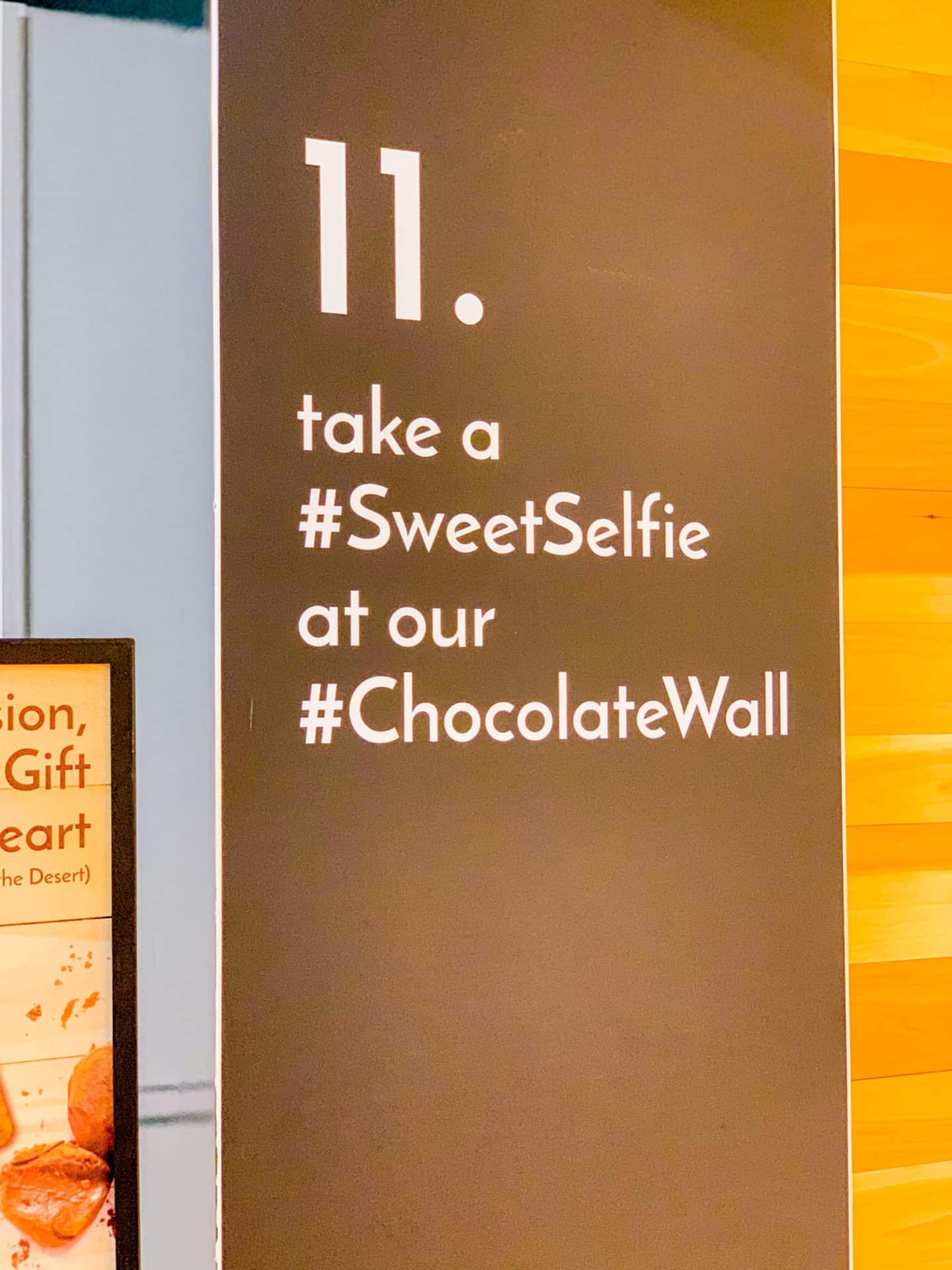 Ethel M Chocolate Factory Take A Sweet Selfie