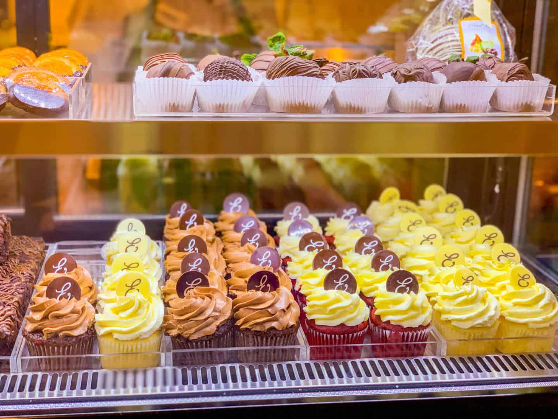 Ethel M Chocolate Factory Retail Store, Las Vegas
