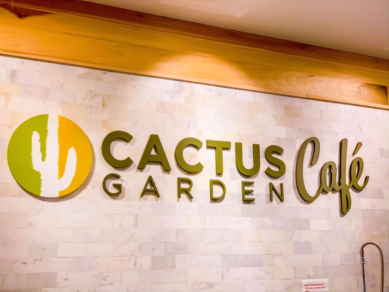 Cactus Garden Cafe, Las Vegas